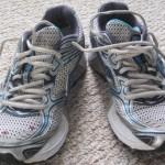 Onderhouden van hardloopschoenen